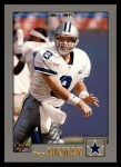 2001 Topps #148  Troy Aikman  Front Thumbnail