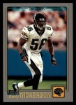 2001 Topps #298  Hardy Nickerson  Front Thumbnail