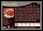 2001 Topps #168  JaJuan Dawson  Back Thumbnail