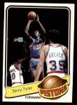 1979 Topps #84  Terry Tyler  Front Thumbnail