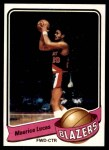 1979 Topps #26  Maurice Lucas  Front Thumbnail