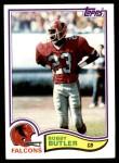 1982 Topps #276  Bobby Butler  Front Thumbnail