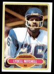 1980 Topps #460  Lydell Mitchell  Front Thumbnail