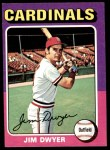 1975 Topps Mini #429  Jim Dwyer  Front Thumbnail