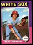 1975 Topps Mini #446  Bart Johnson  Front Thumbnail