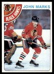 1978 Topps #157  John Marks  Front Thumbnail