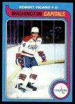 1979 Topps #91  Robert Picard  Front Thumbnail