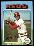 1975 Topps Mini #656  Bill Plummer  Front Thumbnail