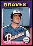 1975 Topps Mini #9  Frank Tepedino  Front Thumbnail