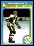 1979 Topps #192  Per-Olov Brasar  Front Thumbnail