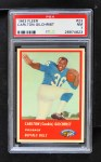 1963 Fleer #23  Cookie Gilchrist  Front Thumbnail