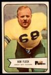 1954 Bowman #94  Bob Fleck  Front Thumbnail