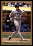 1999 Topps #17  David Segui  Front Thumbnail