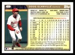 1999 Topps #33  Doug Glanville  Back Thumbnail