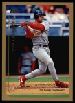 1999 Topps #35  Ray Lankford  Front Thumbnail