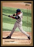 1999 Topps #58  Garret Anderson  Front Thumbnail