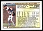 1999 Topps #77  F.P. Santangelo  Back Thumbnail