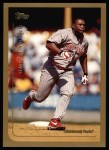 1999 Topps #114  Dmitri Young  Front Thumbnail