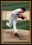 1999 Topps #129  Brian Meadows  Front Thumbnail
