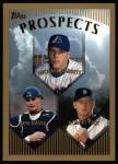 1999 Topps #208  Michael Barrett / Ben Davis / Robert Fick  Front Thumbnail