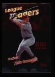 1999 Topps #226   -  Juan Gonzalez League Leaders Front Thumbnail