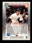 1999 Topps #233   -  Ricky Ledee World Series Back Thumbnail