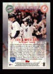 1999 Topps #234   -  Chuck Knoblauch World Series Back Thumbnail