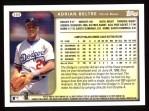 1999 Topps #369  Adrian Beltre  Back Thumbnail