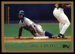 1999 Topps #383  Marquis Grissom  Front Thumbnail