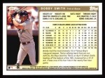 1999 Topps #391  Bobby Smith  Back Thumbnail