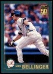2001 Topps #26  Clay Bellinger  Front Thumbnail