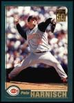 2001 Topps #169  Pete Harnisch  Front Thumbnail