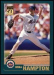 2001 Topps #180  Mike Hampton  Front Thumbnail