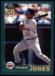 2001 Topps #257  Jacque Jones  Front Thumbnail