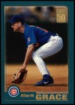 2001 Topps #320  Mark Grace  Front Thumbnail