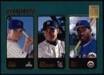 2001 Topps #372  Jason Conti / Chris Wakeland / Brian Cole  Front Thumbnail