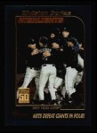 2001 Topps #401   New York Mets Front Thumbnail