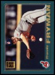 2001 Topps #414  Travis Fryman  Front Thumbnail