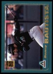 2001 Topps #439  Danny Bautista  Front Thumbnail