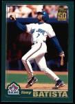 2001 Topps #457  Tony Batista  Front Thumbnail