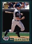 2001 Topps #470  Gary DiSarcina  Front Thumbnail