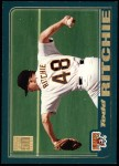 2001 Topps #479  Todd Ritchie  Front Thumbnail