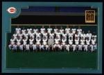 2001 Topps #759   Cincinnati Reds Team Front Thumbnail