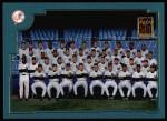 2001 Topps #771   New York Yankees Team Front Thumbnail