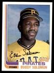 1982 Topps #73  Buddy Solomon  Front Thumbnail