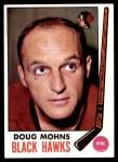 1969 Topps #72  Doug Mohns  Front Thumbnail