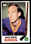 1969 Topps #100  Dale Rolfe  Front Thumbnail
