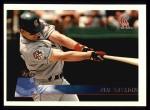 1996 Topps #319  Tim Salmon  Front Thumbnail