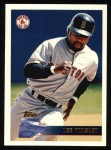 1996 Topps #359  Lee Tinsley  Front Thumbnail