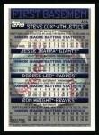 1996 Topps #424  Ron Wright / Derrek Lee  Back Thumbnail
